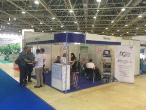PlumSpace attended in Svyaz Expo 2021